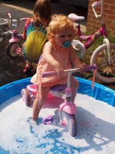 Toy wash